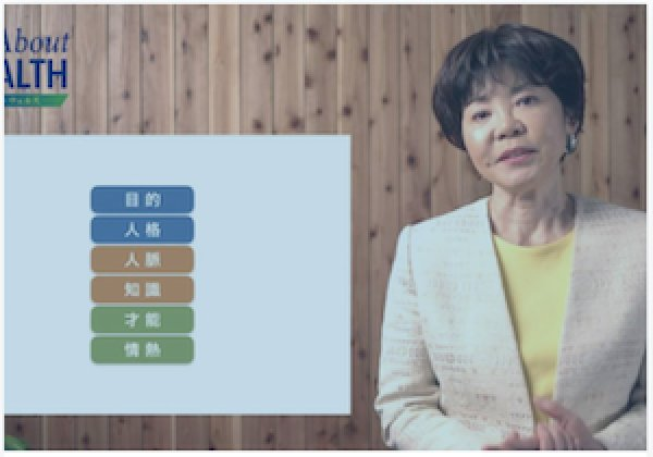 画像1: 【オンライン動画教材】オール・アバウト・ウェルス(教材単体) (1)
