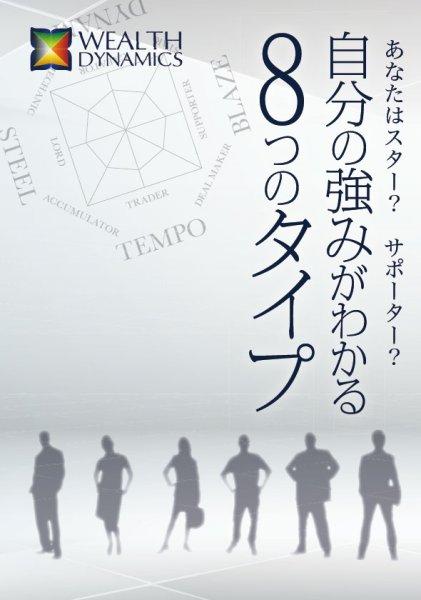 画像1: 【小冊子】ウェルスダイナミクス(WD)小冊子(初めての方向け概要説明)<送料無料> (1)