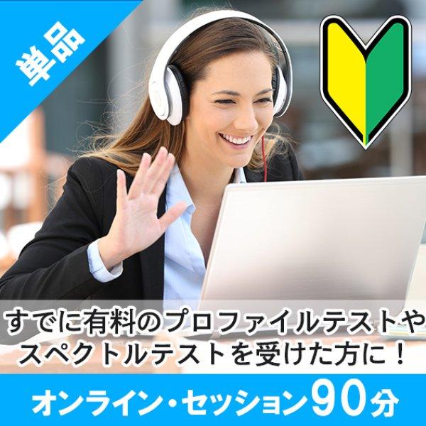 画像1: 【セッション】90分Skype個別解説 単品(有料テストの活用法を個別解説)※テストは別料金 (1)